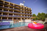 Balaton Hotel Siófok - Akciós hotel Siófokon wellness hétvégére Hotel Balaton*** Siófok - akciós félpanziós wellness hotel Siófokon panorámával a Balatonra -