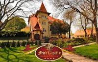 Fried Kastélyhotel Simontornya - kastélyszálló egy francia park szívében Fried Kastélyszálló**** Simontornya - elegáns Fried Kastély Szálloda akciós áron Simontornyán -
