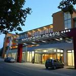 Hunguest Hotel Aqua Sol szálloda közvetlen átjárással a gyógyfürdőbe Hotel AquaSol**** Hajdúszoboszló - Akciós wellness és termál szálloda Hajdúszoboszlón -