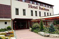 Hotel Bassiana Sárvár - 4 csillagos hotel Sárváron a Várkerületben Hotel Bassiana**** Sárvár - Akciós félpanziós Wellness hotel Sárváron a fürdő közelében -
