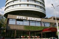 Hotel Budapest**** -  a körpanorámás körszálló Budán a Szilágyi Erzsébet Fasornál Hotel Budapest**** Körszálló - Akciós budai szálloda a Széll Kálmán tér közelében -