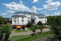 Kristály Hotel Keszthelyen a Balatonnál akciós, félpanziós csomagokkal Kristály Hotel*** Keszthely - akciós wellness hotel Keszthelyen a Balatonnál -