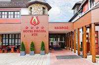 4 csillagos Hotel Piroska Bükfürdőn - Akciós wellness Hotel Bükfürdőn Hotel Piroska**** Bük - Akciós Gyógy és wellness hotel Bükfürdőn félpanzióval -