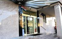 Hotel Zugló - Budapest - 3 csillagos hotel Zuglóban - bejárat Hotel Zugló Budapest  - olcsó, akciós szálloda Budapest zöldövezetében Zuglóban -