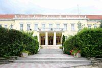 A Hotel Regina épülete - 3 csilllagos szálloda Budapesten Hotel Regina Budapest - Budapest déli részén -