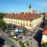 Hotel Klastrom Kastélyhotel Győr - akciós 3 csillagos szálloda Győrben Hotel Klastrom Győr - Akciós félpanziós félpanziós csomagok Győr centrumában -