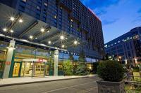 Hotel Mercure Buda 4 csillagos szálloda Budán a Délinél a Krisztina körúton Hotel Mercure Budapest Buda - kedvezményes árú szálloda a Déli pályaudvarnál -