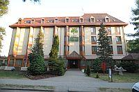 Park Hotel Gyula felújított  3-csillagos szálloda Gyula centrumában akciós áron Hotel Park*** Gyula - akciós wellness hotel félpanzióval Gyulán a Várfürdőnél -
