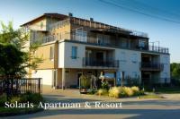 Solaris Apartman Resort Cserkeszőlő - Olcsó, konyhás apartmanok fürdőbelépővel Cserkeszőlőn Cserkeszőlő Solaris Apartman*** - Akciós Solaris apartmanok félpanzióval és fürdőbelépővel. -