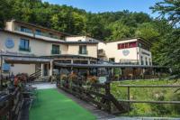 4* Panorámás akciós szép szálloda Visegrádon Patak Park Hotel*** Visegrád - Akciós félpanziós wellness csomagok Visegrádon -